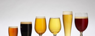 Guía de vasos cerveceros y cómo utilizarlos adecuadamente con cada tipo de estilo