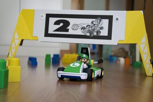 Mario Kart Live Home Circuit, análisis: la diversión de los coches de radiocontrol con la locura de Nintendo