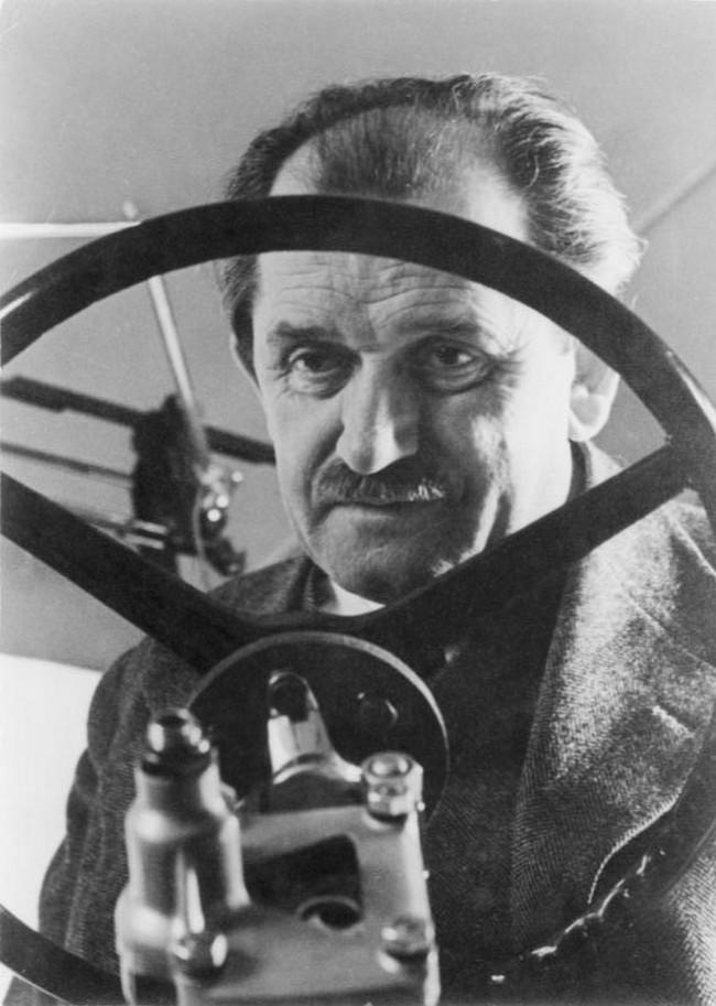 Dr Ferdinand Porsche