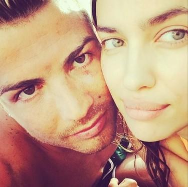 Días tristes para Cristiano en el inicio de sus vacaciones con Irina Shayk