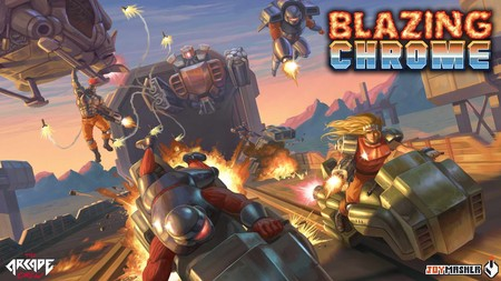 Blazing Chrome, Killer Queen Black y Outer Wilds se podrán jugar desde el primer día en Xbox Game Pass