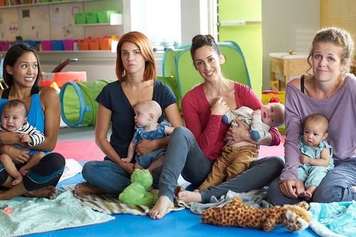 'Madres trabajadoras', interesante e irregular propuesta en Netflix sobre la maternidad en el siglo XXI