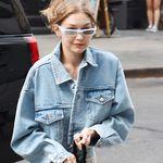 Gigi Hadid sigue el ejemplo Kardashian: en chándal y con la ropa interior a la vista. ¿Alerta tendencia?