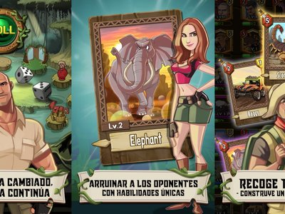 Jumanji: el juego para Android basado en la nueva película de 'The Rock'