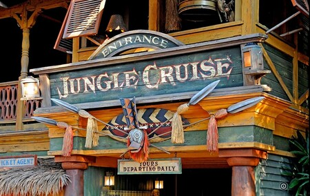 Jungle Cruise 1