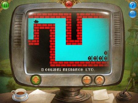 Un guiño a los juegos de 8 bits en The Tiny Bang Story