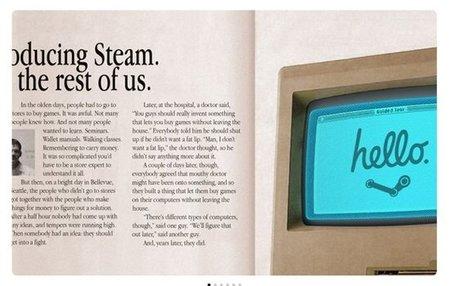 Valve retrasa la llegada de Steam a Mac