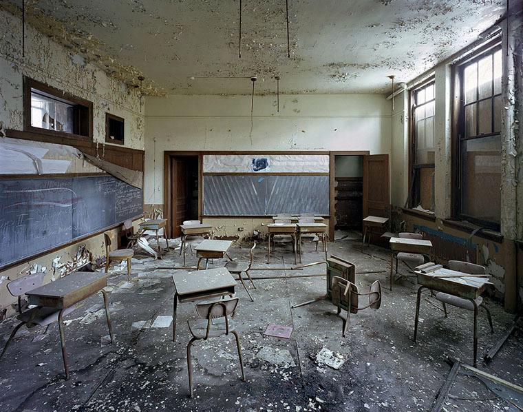 Foto de Las ruinas de Detroit (12/14)