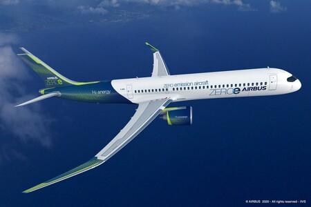 Airbus quiere tener el primer avión comercial de hidrógeno en 2035, y ya tiene un socio para desarrollarlo