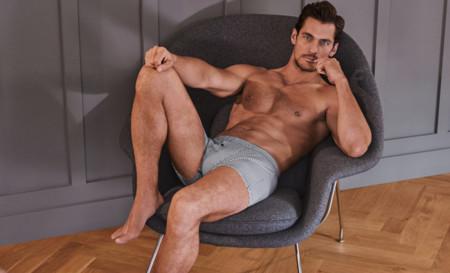 David Gandy repite con una nueva colección de ropa interior para Marks & Spencer