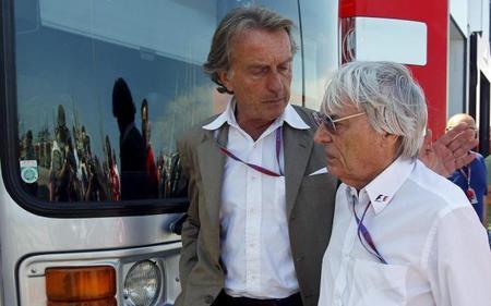 Bernie Ecclestone confesó que la regla de los puntos dobles se creó para beneficiar a Ferrari