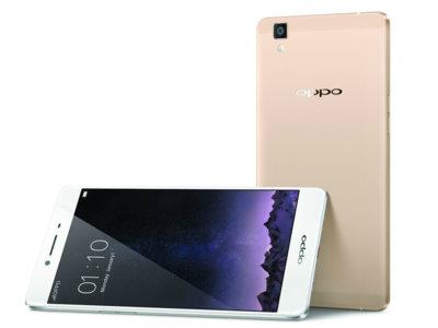 OPPO presenta su R7s, con acabado metalico, SoC Snapdragon 615 y 4 GB de RAM