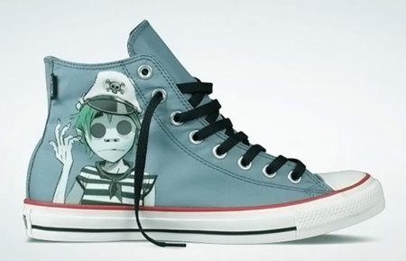 Converse x Gorillaz