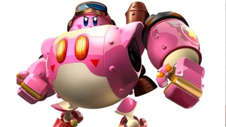 Kirby regresa al 3DS con Planet Robobot para junio