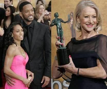 Las mejores vestidas de los premios Screen Actors Guild