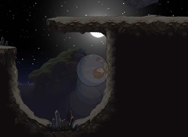 'A Boy and his Blob', primeras imágenes