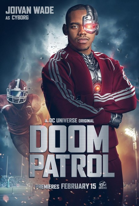 Cyborg Doom Patrol 1151188