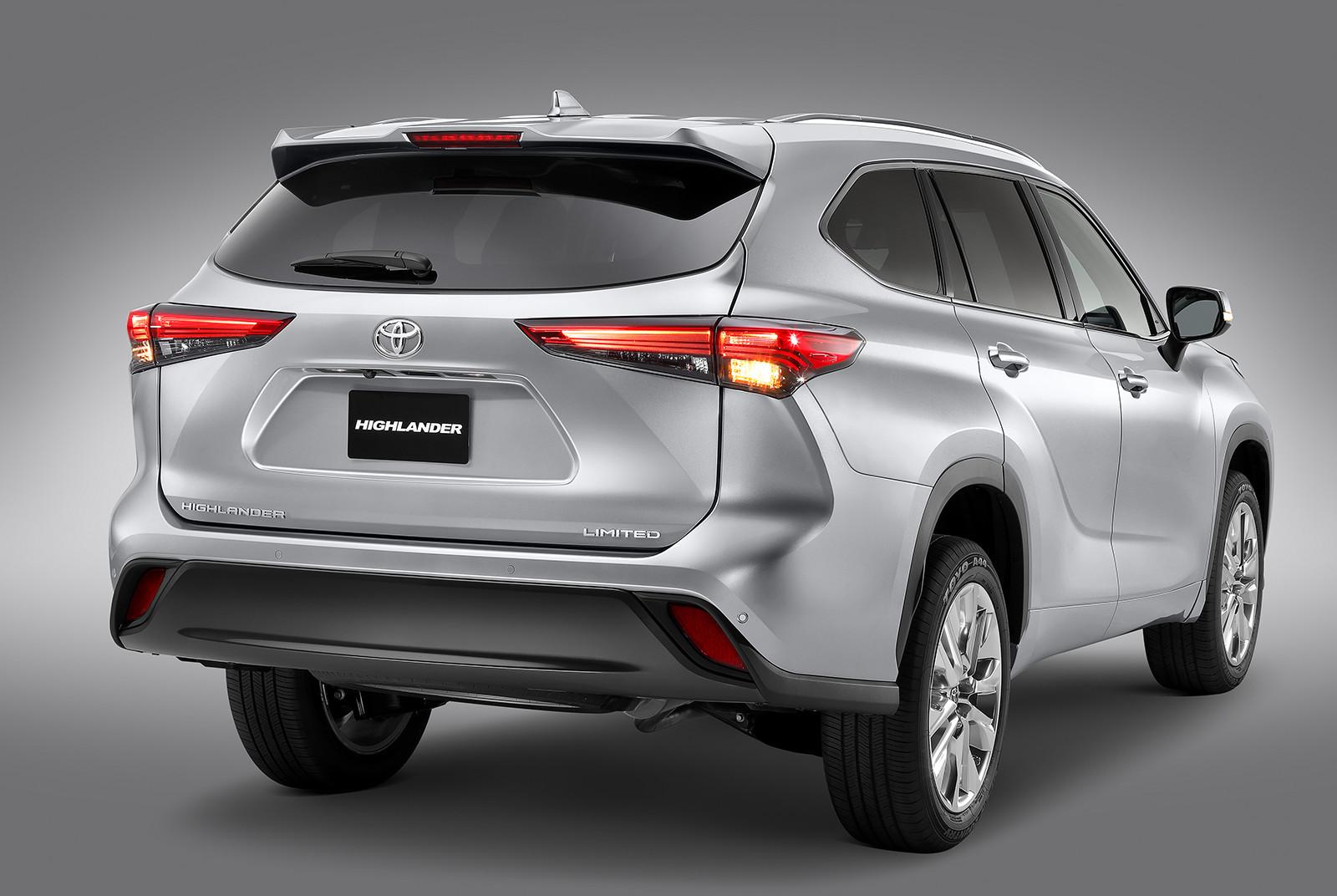 Foto de Toyota Highlander 2020 (4/24)