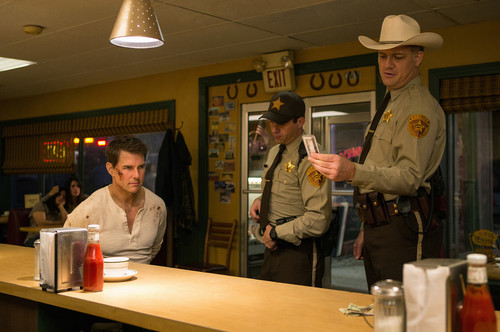 'Jack Reacher: Nunca vuelvas atrás', impecable secuela