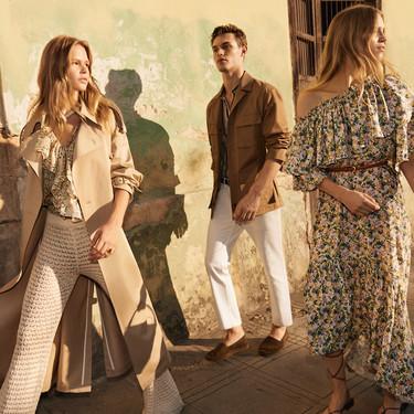 Mango es fiel a las tendencias Primavera-Verano 2020 y presenta una campaña donde el estilo años 70 es el protagonista