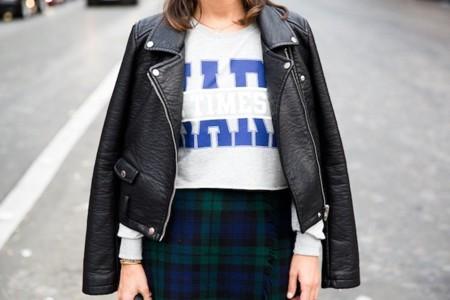 ¿Quién firma la chaqueta perfecto que está de moda? Zara, of course