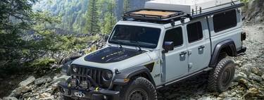 Jeep Gladiator Farout Concept, la pick-up se pone en modo aventurero