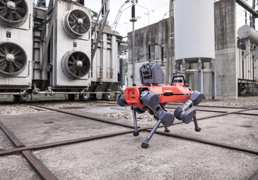 ANYmal D es el perro robot alternativa a Spot de Boston Dynamics: totalmente autónomo y listo para inspeccionar