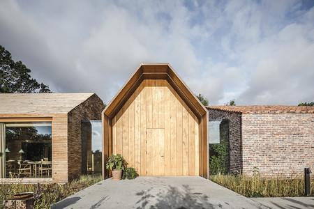 El nuevo Noma se concibe como una aldea-restaurante en el disfrutar de una experiencia que conecta la cocina con la naturaleza