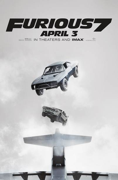 'Fast and Furious 7', carteles