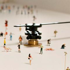 Foto 5 de 7 de la galería mesa-de-centro-con-escenas-en-miniatura en Decoesfera