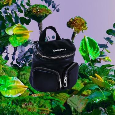 La nueva colección de bolsos de Bimba y Lola nos trae una psicodélico filtro de Instagram creado por Ines Alpha