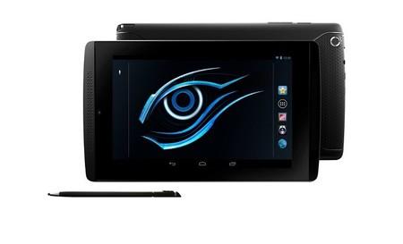 GIGABYTE entra al mercado de tablets Android con Tegra Note