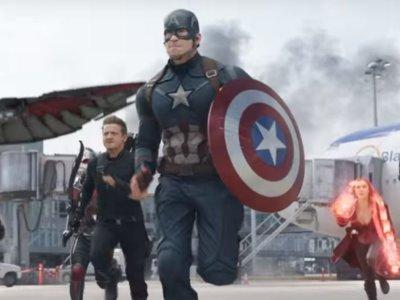 'Capitán América: Civil War', productos versus cine