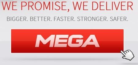 La nueva web de Mega, el sustituto de Megaupload, comienza a estar operativa