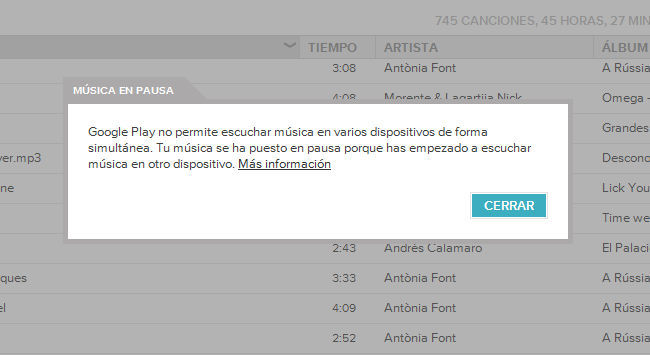 Foto de Google Play Music (4/9)