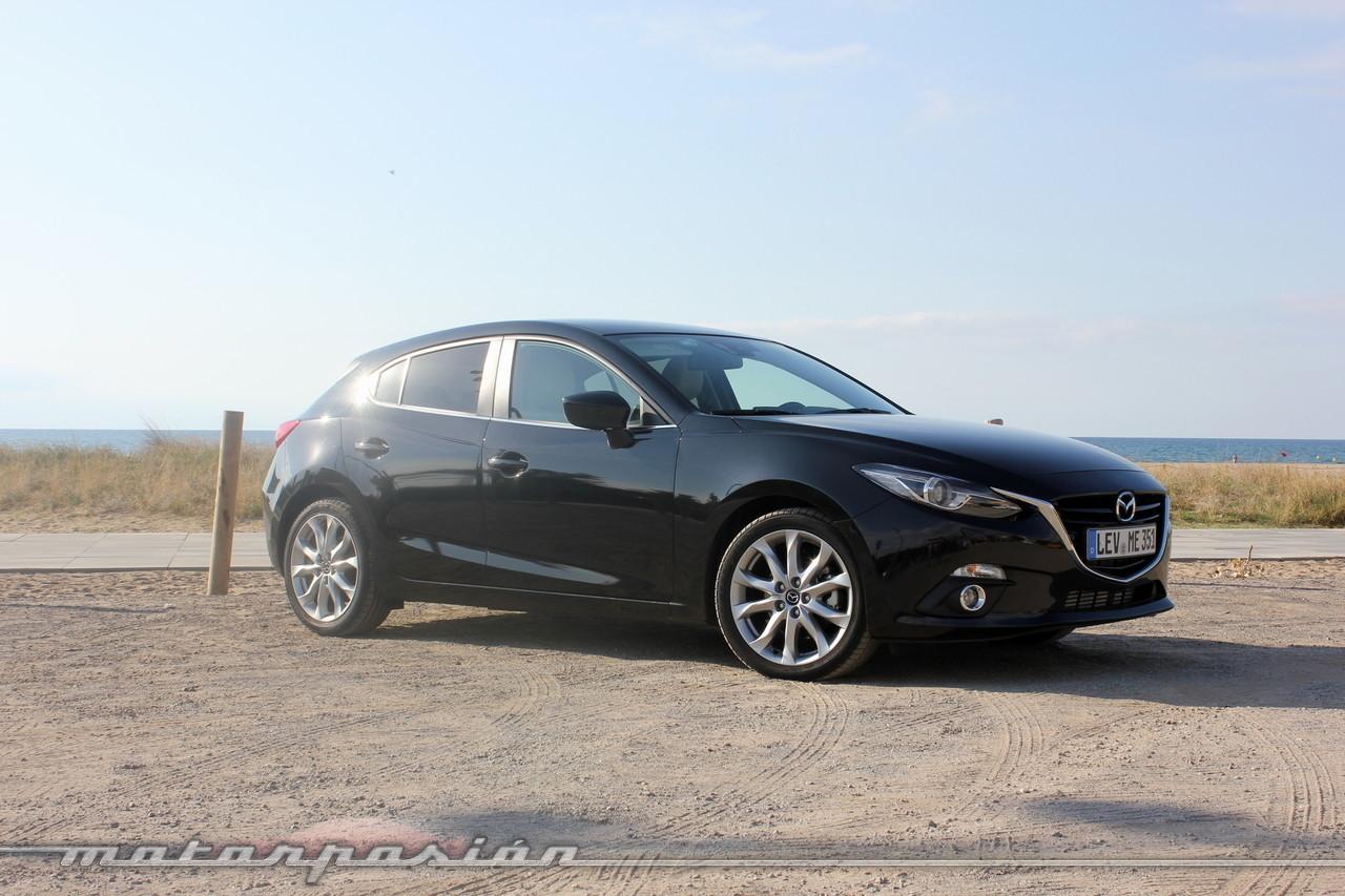 Foto de Mazda3 2013, presentación y prueba (38/61)