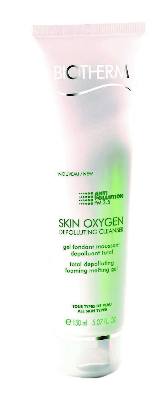 Skin Oxygen Depolluting Cleanser