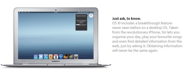 Foto de Concepto de OS XI (10/11)