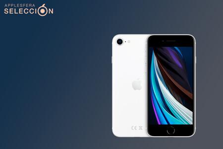 El iPhone SE (2020) de 128 GB está rebajado a su precio mínimo histórico en Amazon: 489 euros