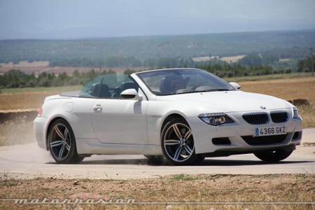 BMW M6 Cabrio, prueba (parte 2)