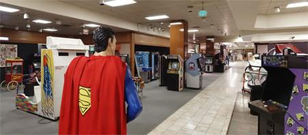 Un paseo virtual por la colección de máquinas arcade de Michael Jackson