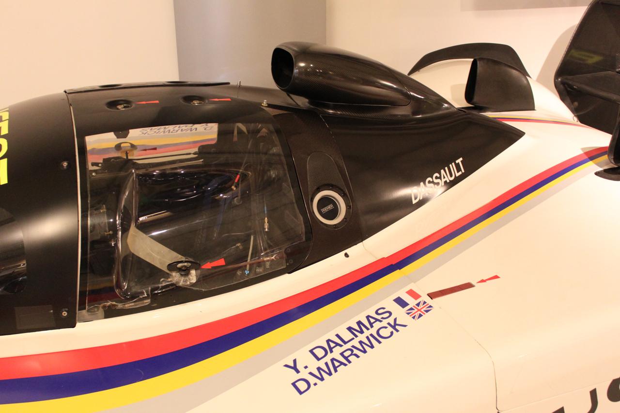 Foto de Museo 24 horas de Le Mans (122/246)