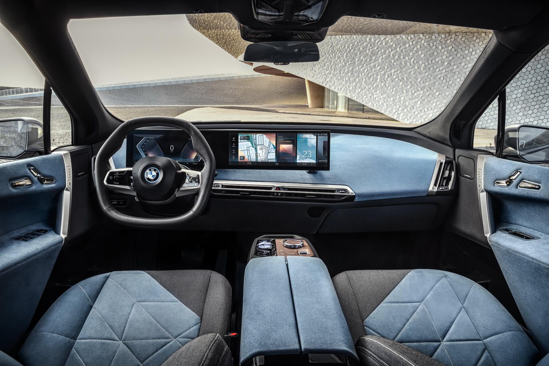 Foto de BMW iX (19/21)