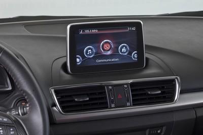 MZD Connect, el navegador conectado de Mazda