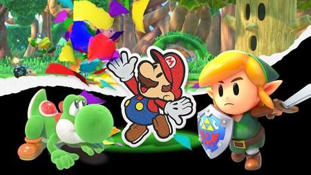 Papel, plastilina, lana o acuarela: cómo Nintendo se ha enfrentado a consolas más potentes con micro-mundos de juguete