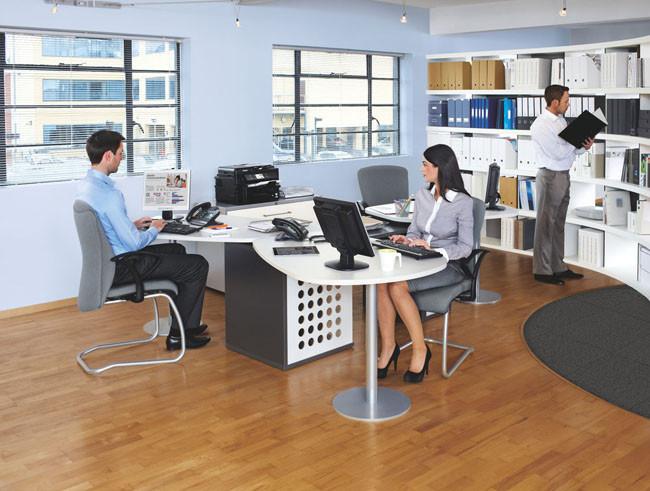 Impresora Epson en oficina