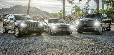 O.C-T Tuning sazona el 6.4 litros V8 de modelos SRT8