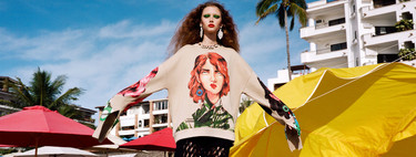 Zara TRF ya piensa en el verano: su nuevo editorial es fresco, colorido y muy bohemio