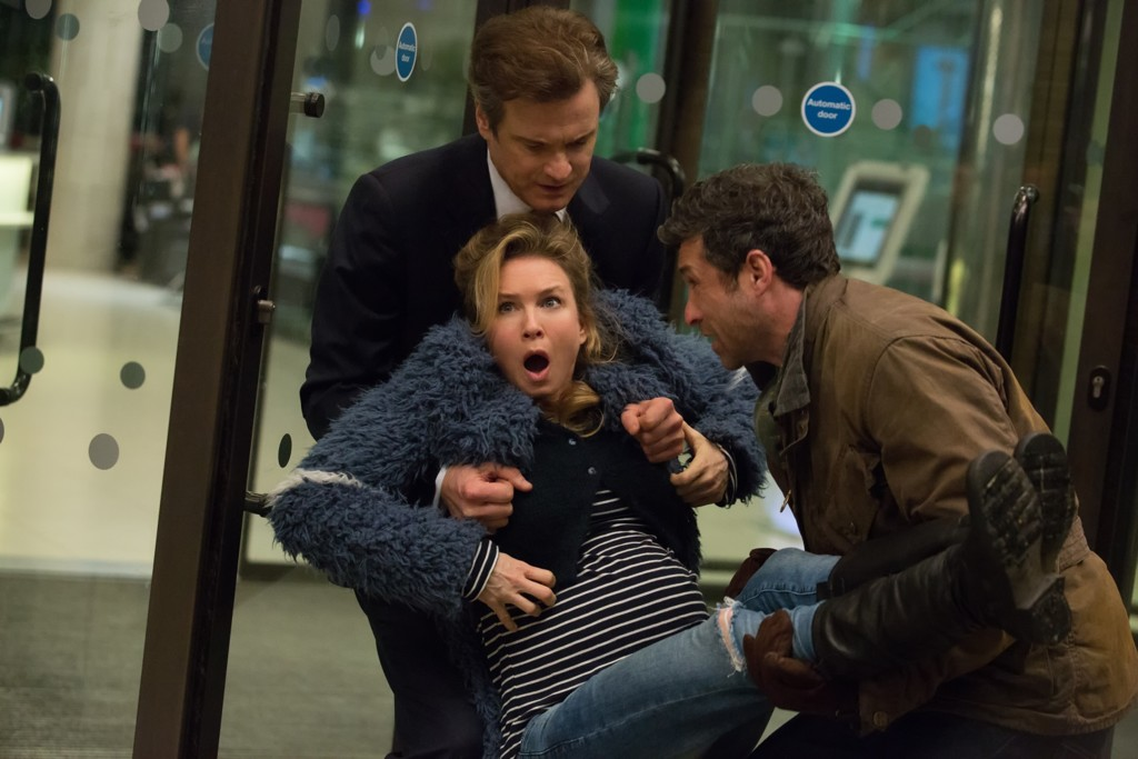 Escena Bridget Jones Baby