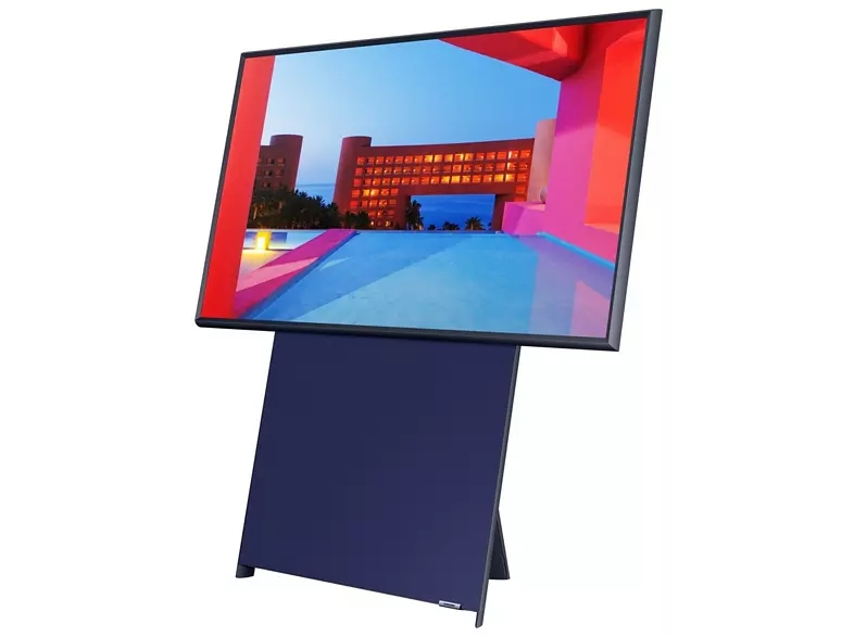 "TV The Sero QLED Samsung 108 cm (43"") QE43LS05TA, con Inteligencia Arificial 4K, HDR 10+ y Smart TV"